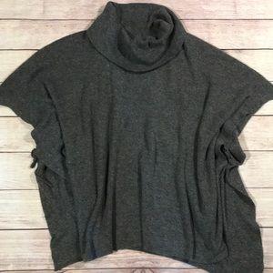 Caslon Grey turtleneck poncho sweater 2x / 3x